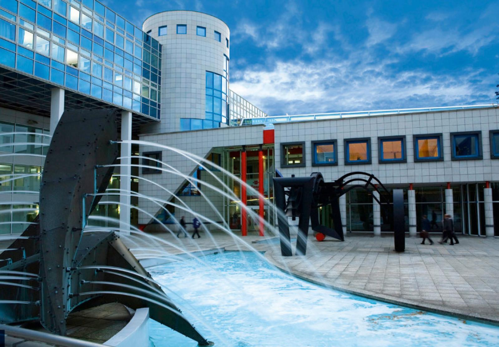 Седалището на WÜRTH Group