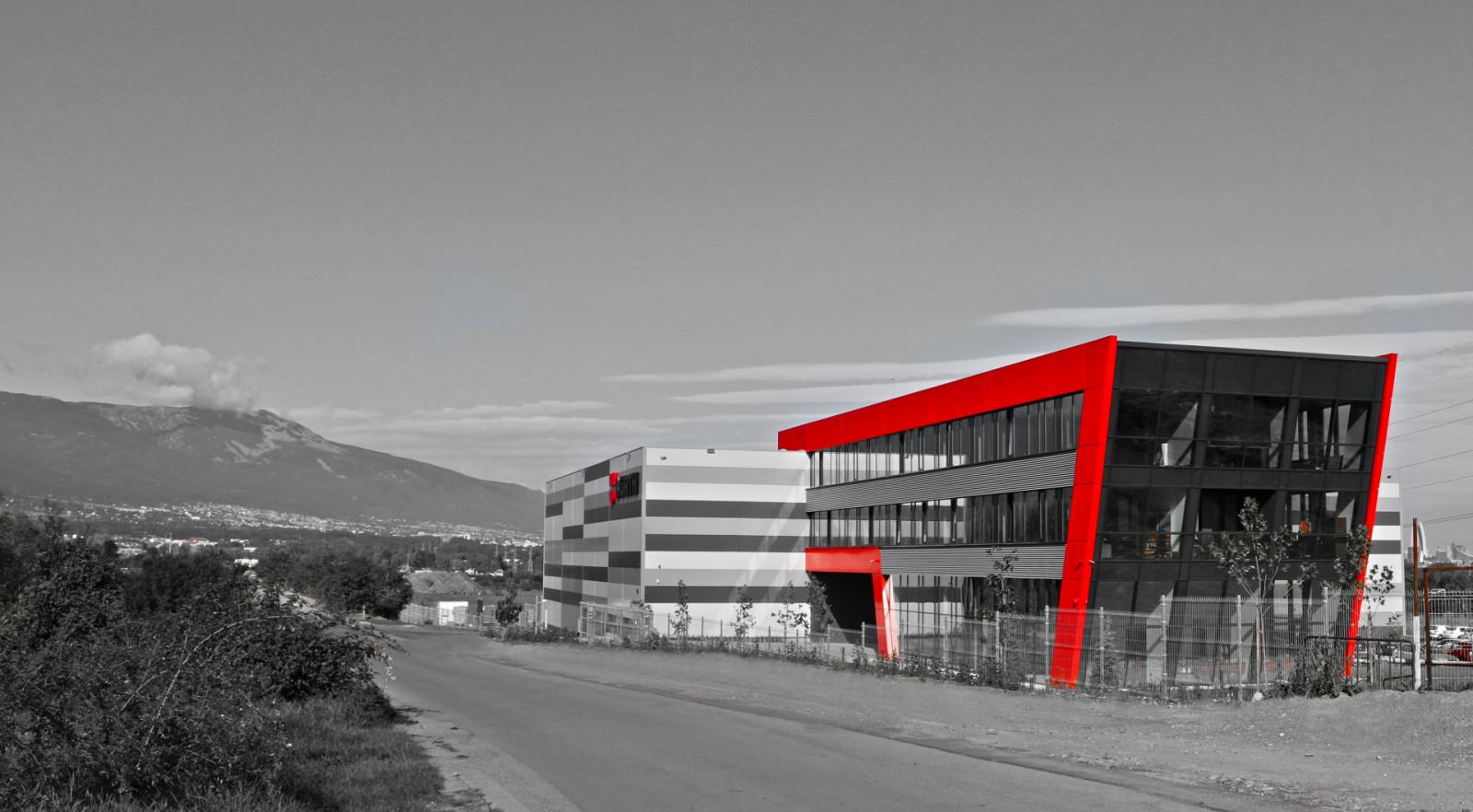 Централен офис WÜRTH България