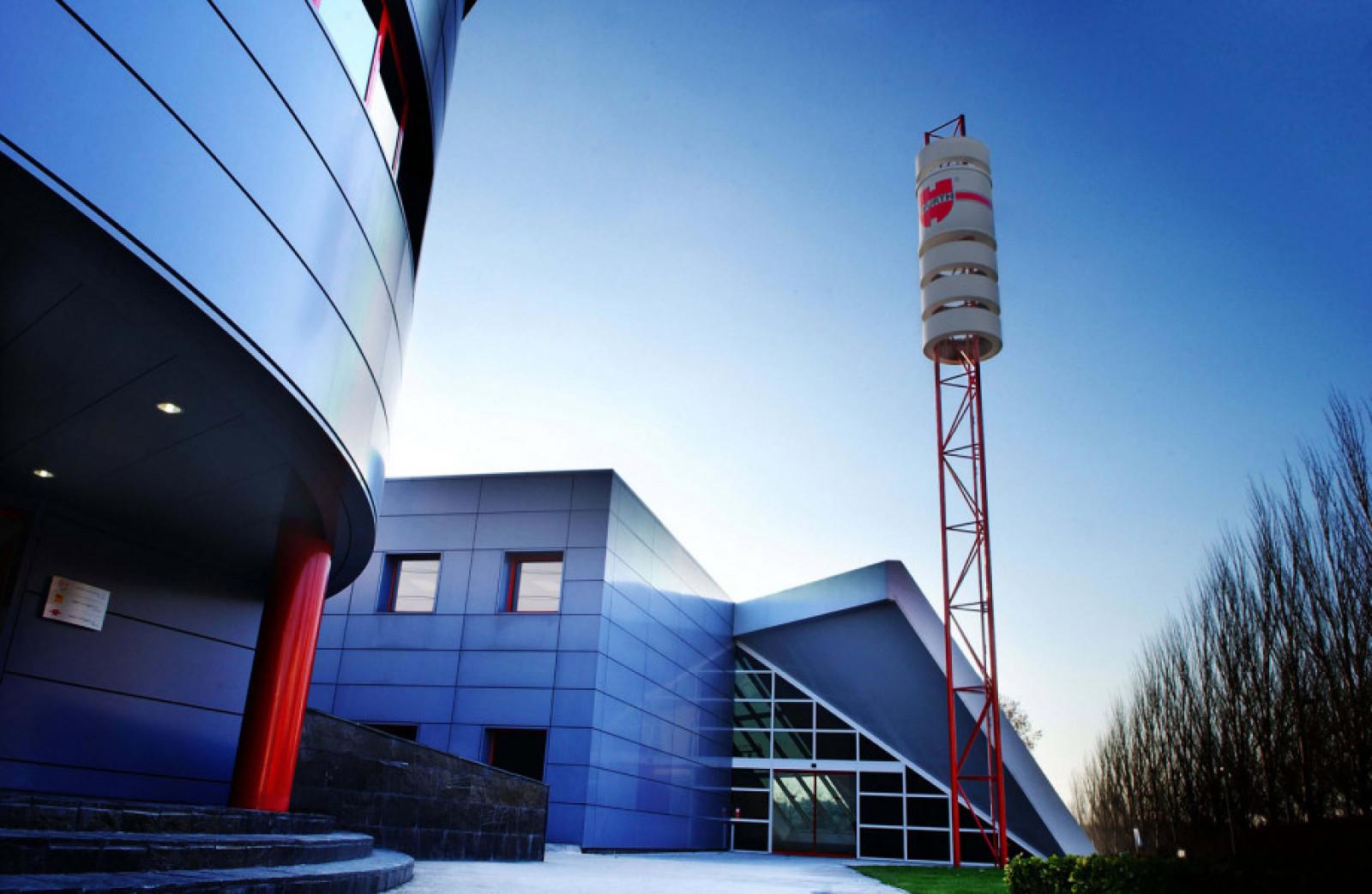 Централа на компанията WÜRTH в Испания