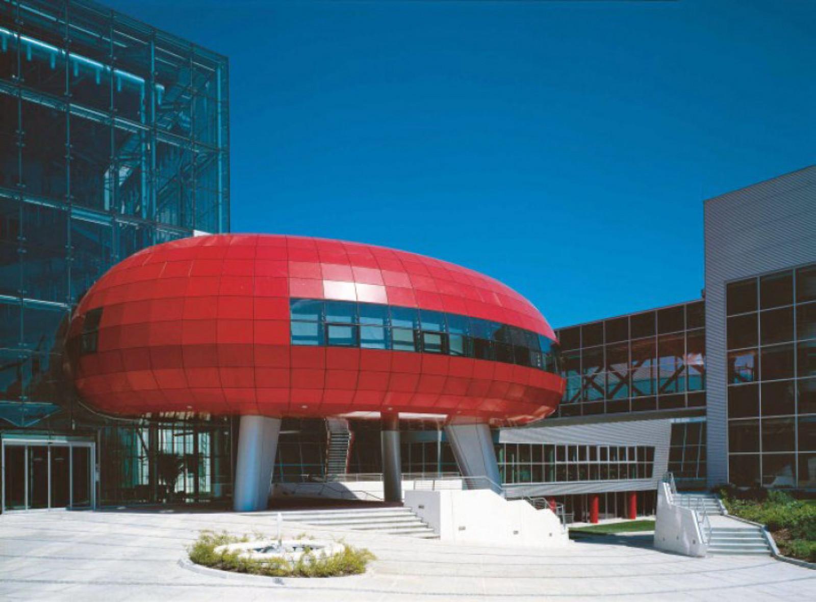 Галерия на компанията WÜRTH в Австрия