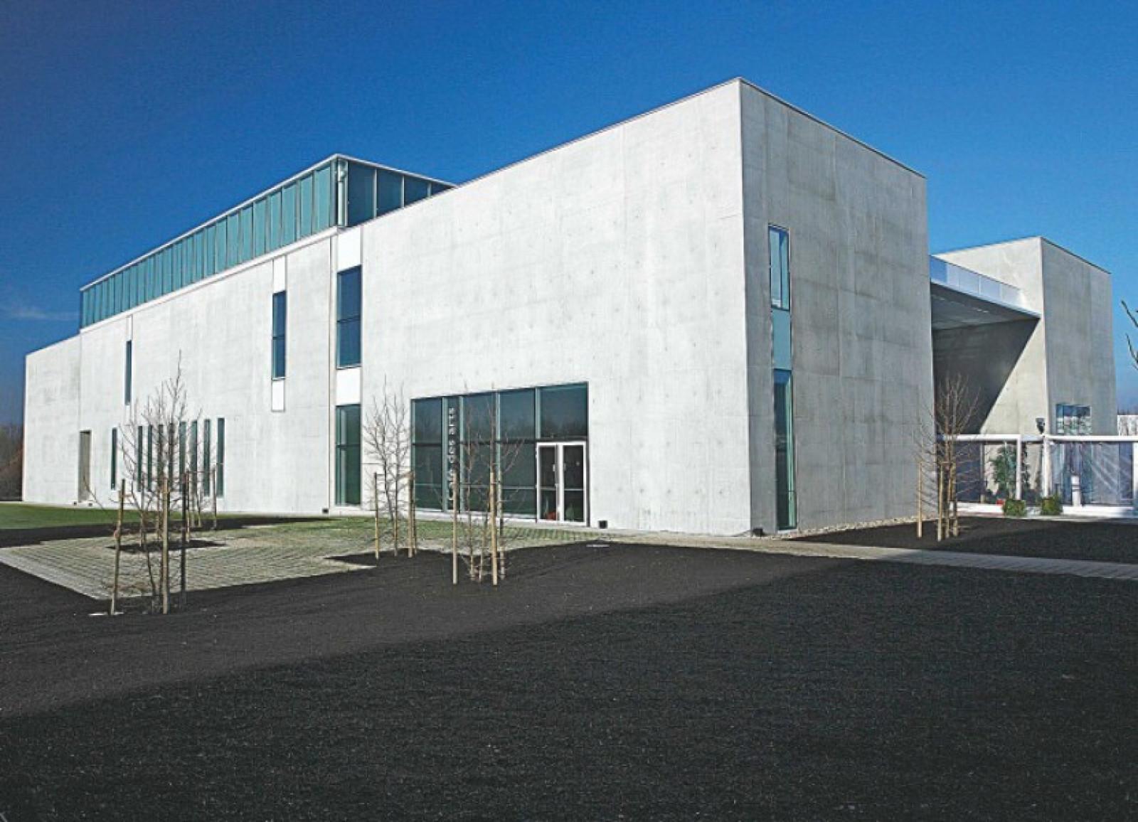 Музей на модерното изкуство в Ерщайн във Франция