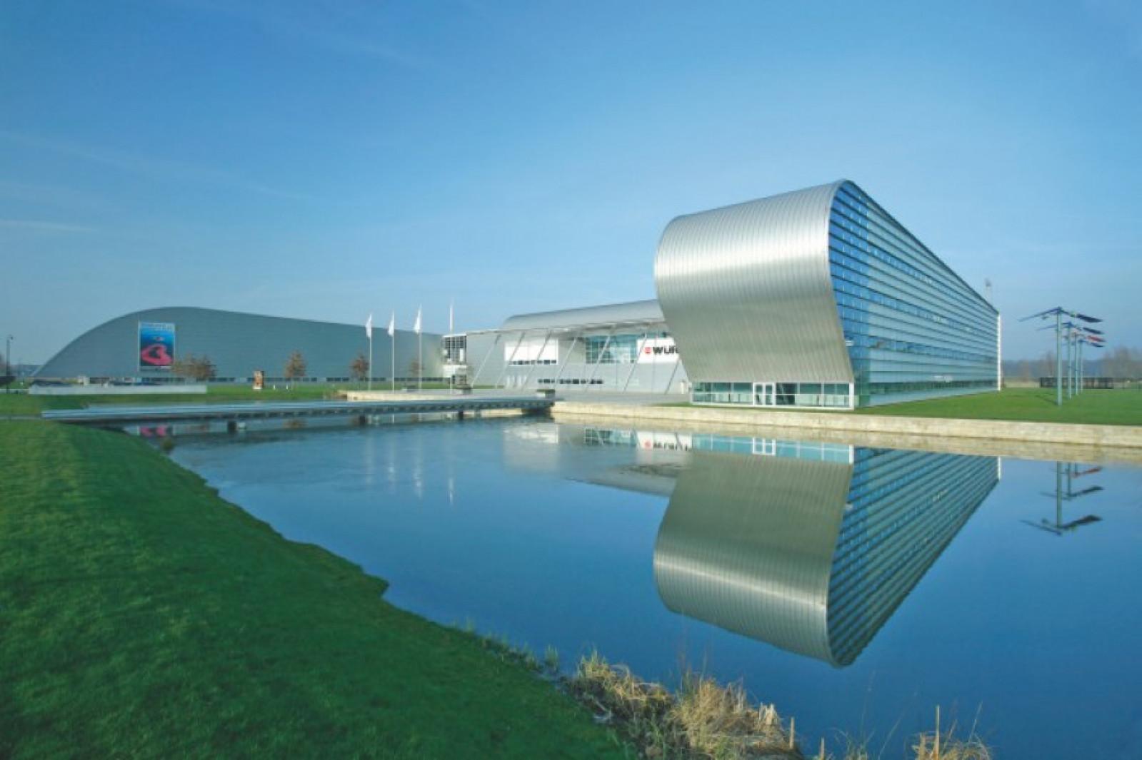 Музей на компания WÜRTH в Холандия